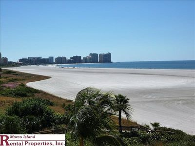Photo for South Seas T3- 512  Beachfront 2 Bed, 2 Bath condo with large balcony and unobstructed view of the beach.