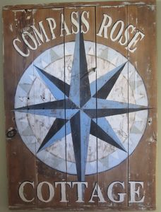 We Welcome You To Compass Rose Cottage.