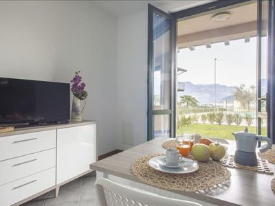 Photo for Primula  apartment in Lago d'Iseo with WiFi.