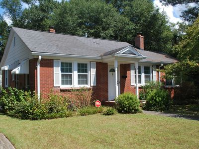 Photo for 1950's Brick Bungalow in Downtown North Augusta