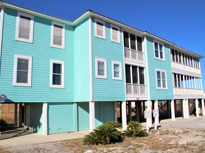 Photo for Beach Bound - Large Gulf view House w/ easy Beach & Pool access.
