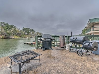 Photo for NEW! Couple's Retreat Right on Water w/ Boat Ramp!