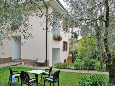 Photo for 2 bedroom Apartment, sleeps 4 in Malcesine with WiFi