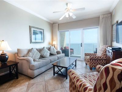 Photo for Seawind 1703: 3 BR / 2 BA condo in Gulf Shores, Sleeps 8