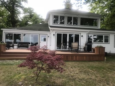 Photo for Beautiful, newly renovated, 5 bedroom Lake House