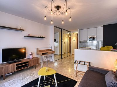 Photo for Brand new studio for 2 in the heart of cannes !