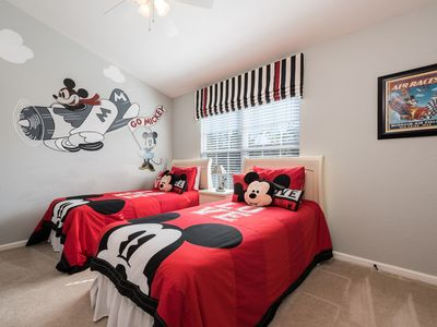 Photo for Windsor Hills Townhome by SVV - 3 bed /3 bath with Splash Pool & Mickey Bedroom