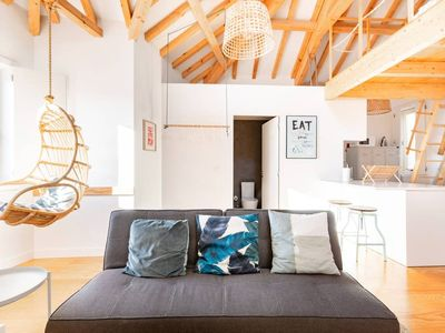 Photo for SJOAO1 · Beaming Loft Apartment in the Heart of Porto