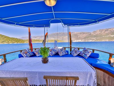 Photo for Daily & Overnight Gulet Charters Kaş-Kalkan and Kekova