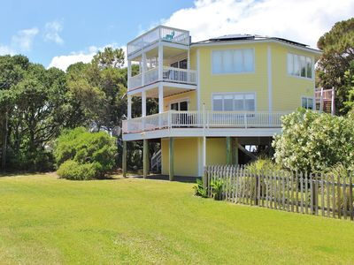 Photo for 1505 Forrest Ave- 5BR 3BA with River and Ocean Views!