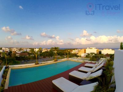 Photo for 1BR Apartment Vacation Rental in Playa del Carmen, Q.R.
