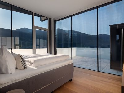 Photo for Alpine penthouse with whirlpool and sauna