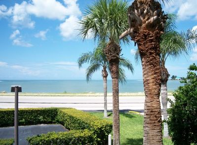 View from your kitchen window... Gulf of Mexico!