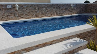 Swimming Pool. Villa No2