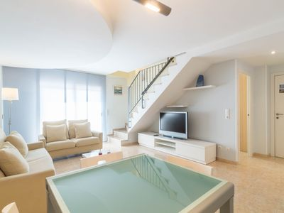 Photo for DUPLEX CATALUNYA. 3 rooms NEXT TO THE BEACH