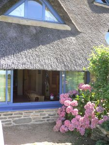 Photo for 2BR House Vacation Rental in treguennec, Bretagne