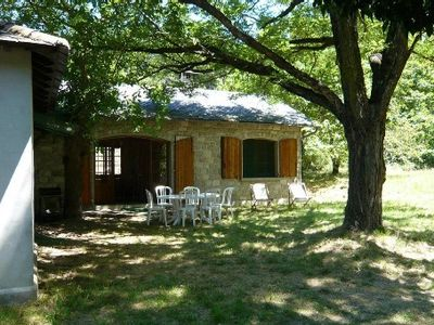 Photo for Self catered house at the heart of the Cevennes, well-lit, quiet and spacious