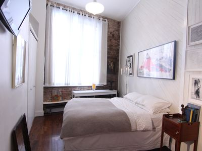 Photo for Wonderful West Village duplex in the Art capital of the World (90 days minimum)