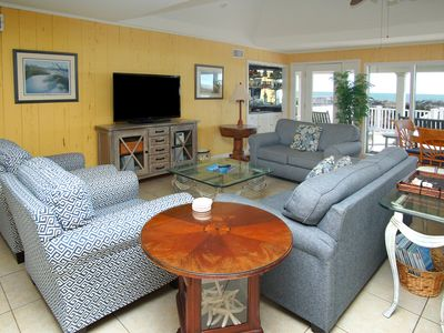 Photo for THE MOONFISH... a popular North Myrtle Beach oceanfront vacation home.
