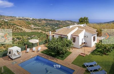 Photo for Villa Robus in Frigiliana