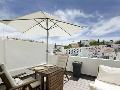 Photo for Casino II apartment in Carvoeiro with WiFi & private terrace.