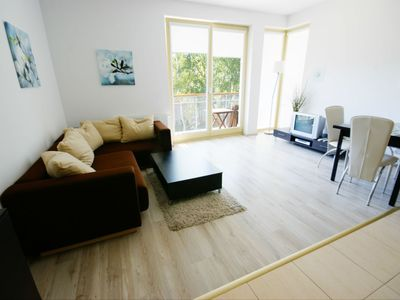 Photo for One bedroom apartment (1. 03) - Zacisze Lesne II (ZL1 03.)
