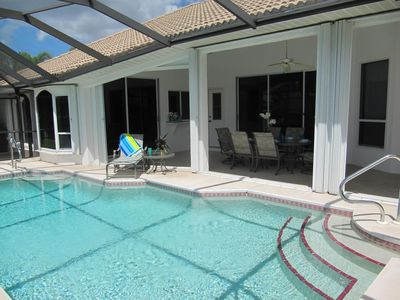 Photo for Amazing Vacation Pool Home in Cape Coral, Florida