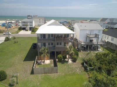 Photo for 1601-B Beautiful beach cottage duplex - great location & SUMMER SPECIALS!