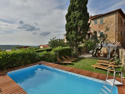 Photo for 3BR House Vacation Rental in Pergine Valdarno, Toscana