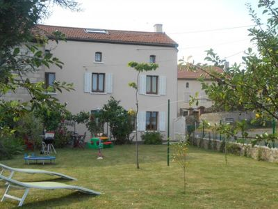 Photo for Lodging in the heart of the Auvergne volcanoes