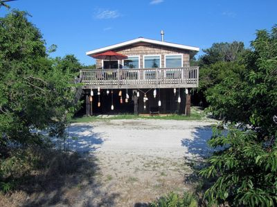 Photo for Cottage Fronting on the Delaware Bay ~ Private ~ Quiet ~ Surrounded by Nature