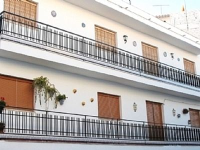 Photo for WiFi included 1st floor apartment, at the foot of the old town.