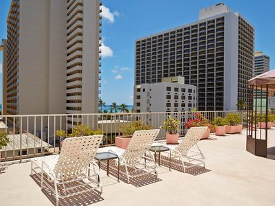 Photo for Cozy Room Just Steps Away From Waikiki Beach w/ Kitchenette & WiFi Included