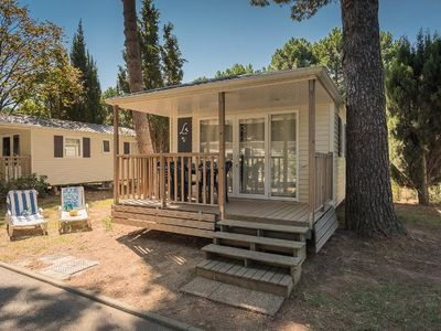 Photo for Camping Le Méditerranée ***** - Mobil-Home 3 Rooms 4 People Evasion