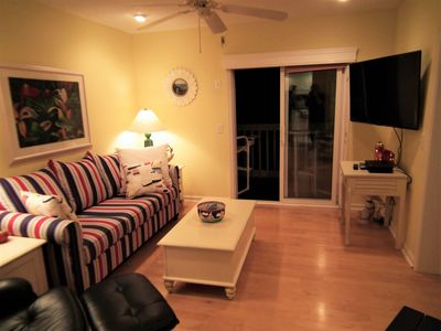 Photo for Carolina Dreaming-Ooceanfront condo steps from the Boardwalk in Carolina Beach