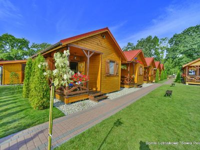 Photo for House Dabki k Koszalina for 4 - 5 people with 2 bedrooms - Holiday house