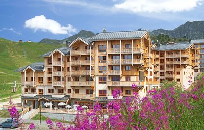 Photo for 2BR Condo Vacation Rental in Plagne Villages