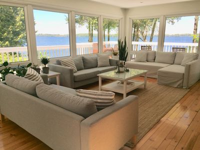 Photo for Waterfront on West Lake - minutes from Sandbanks!