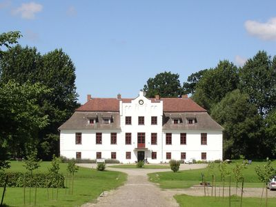 Photo for Historic Apartment in Gerdshagen with Garden