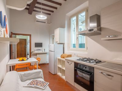 Photo for Ghibellina Corte, flat to rent in Florence