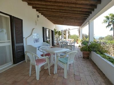 Photo for With Private Pool, Internet, Tennis Court And Sea Views