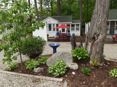 Photo for Cottage 10 (2-4 People) Cozy Cottage, King Bed, FREE BIKES, KAYAKS, FIREWOOD, & WIFI - 5 Min....