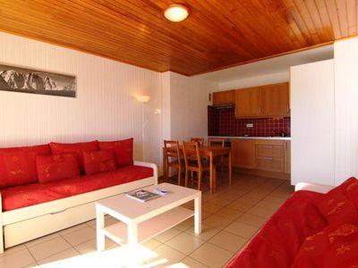 Photo for Apartment Huez, 1 bedroom, 5 persons