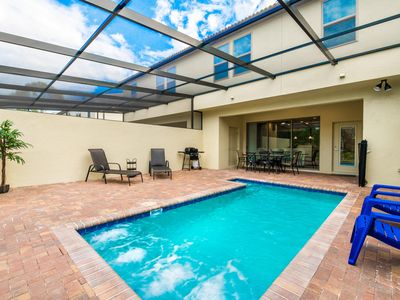 Photo for BrAnD NeW! 5/4.5 with Pool at Windsor at Westside close to DISNEY