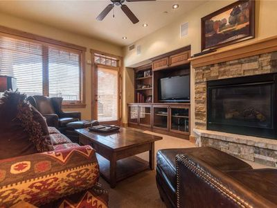 Photo for Elegant Furnishings! Private Patio with Hot Tub, Fireplace & BBQ! BL6109