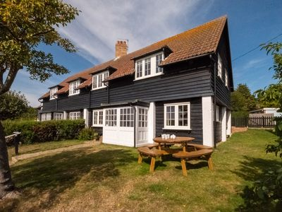Photo for 5 The Haven - Stunning locations overlooking Thorpneness Meare