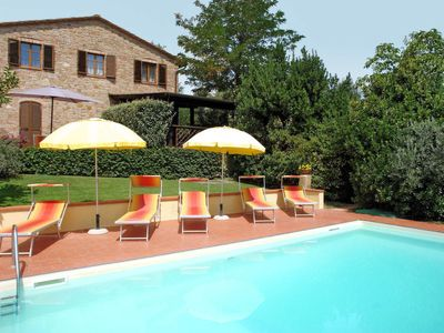 Photo for Vacation home La Ginestra (GAM310) in Gambassi Terme - 10 persons, 4 bedrooms