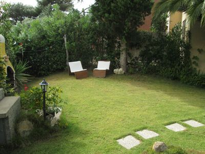 Photo for Sardinia: villa with garden 400m from the sea, the vacation you've always dreamed of