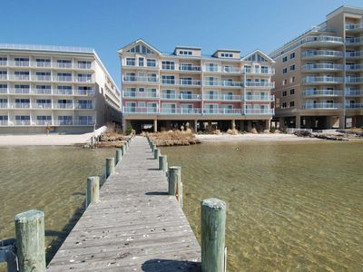 Photo for Gorgeous Bayside Condo w/ Pool, Pier & Free Linens!