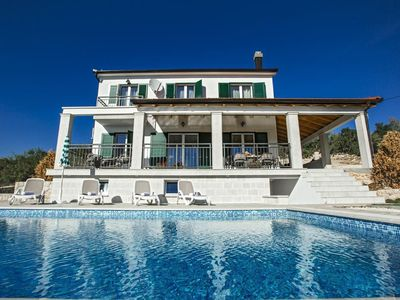 Photo for Holiday house Imotski for 4 - 11 persons with 5 bedrooms - Holiday house